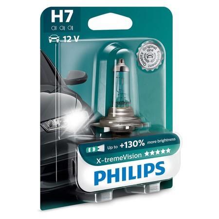 Philips X-treme Vision 12972XVB1 H7 PX26d 12V 55W