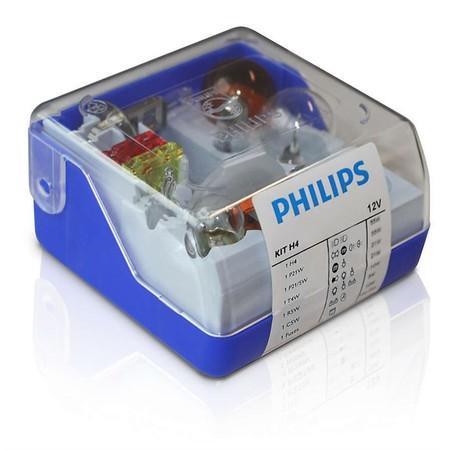 Sada Philips náhradních autožárovek H4