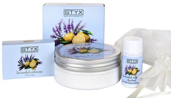 Styx Dárková sada tělové péče Levandule - citron