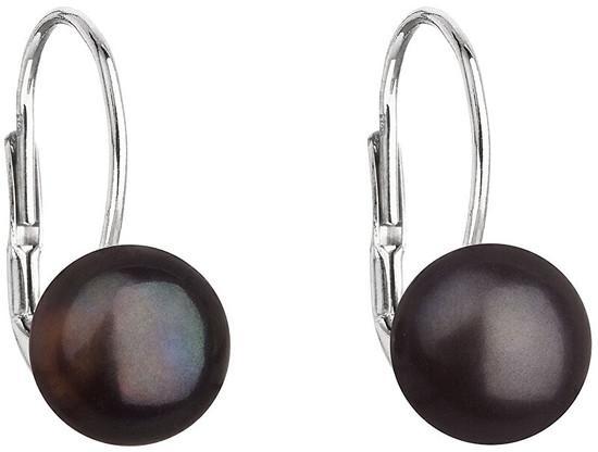 Evolution Group Stříbrné náušnice s pravými perlami Pavona 21044.3