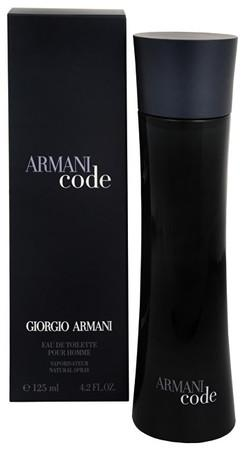 Armani Code For Men - EDT 200 ml
