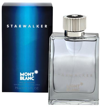 Mont Blanc Starwalker toaletní voda 75ml Pro muže