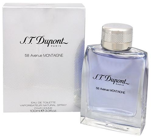 Toaletní voda S.T. Dupont - 58 Avenue Montaigne Pour Homme , 50ml