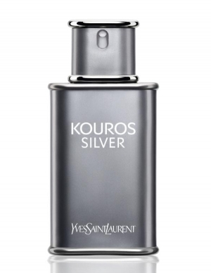 Toaletní voda Yves Saint Laurent - Kouros Silver , 50ml