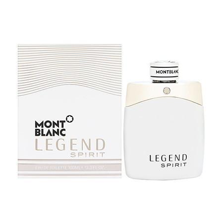 Mont Blanc Legend Spirit toaletní voda Pro muže 100ml