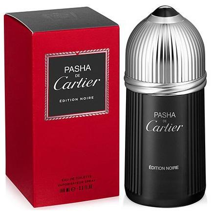 Toaletní voda Cartier - Pasha De Cartier Edition Noire , 100ml