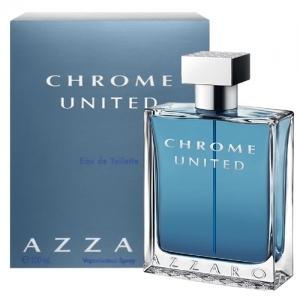 Azzaro Chrome United - EDT 200 ml