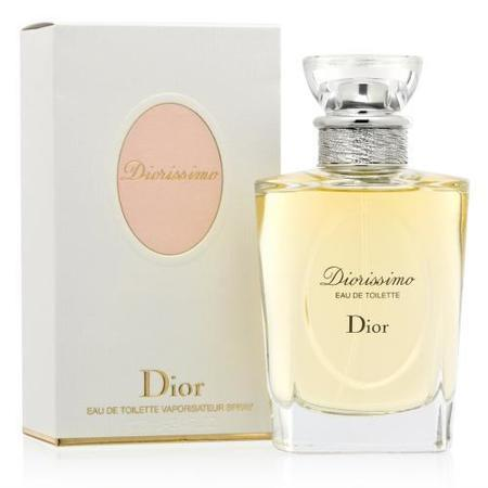Dior Christian Les Creations de Monsieur Dior Diorissimo EDT 100 ml