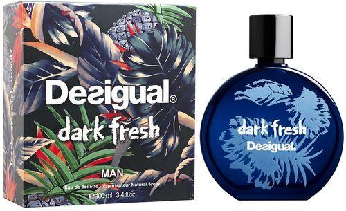 Pánská toaletní voda Dark Fresh Man, 100ml