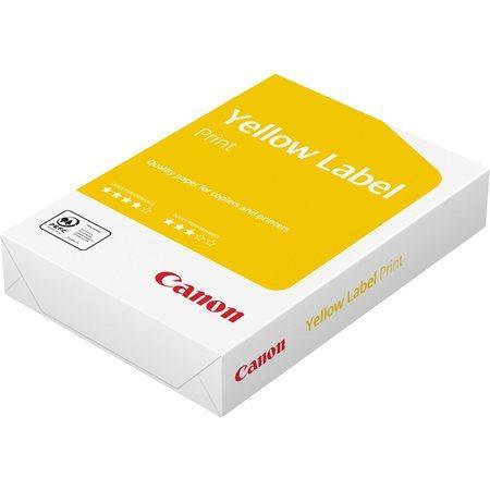 """Xerografický papír """"Yellow Label Printl"""", A4, 80g, CANON, bal. 500 ks"""