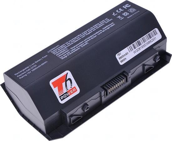 T6 power A42-G750 5200 mAh Li-ion - Neoriginální, NBAS0110
