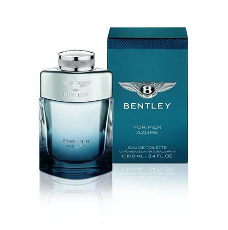 Bentley Bentley for Men Azure EDT tester 100 ml