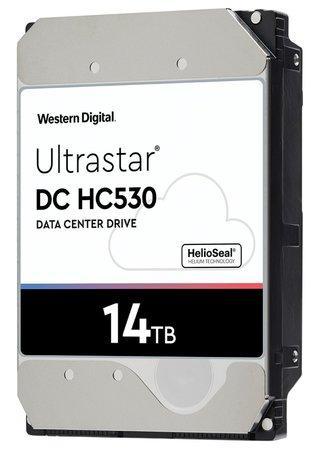"""WD HDD ULTRASTAR 14TB / WUH721414ALE6L4 / SATA 6Gbs / Interní 3,5"""" / 7200rpm / 512MB / HE14 512E"""