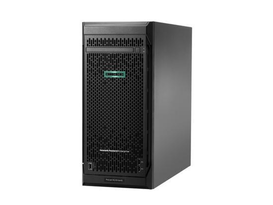 HPE PL ML110g10 4210 (2.1G/10C/11M/2400) 1x16G p408i-p/2G SATA 8SFF HP 800W(1/2) T4.5U NBD333, P10813-421
