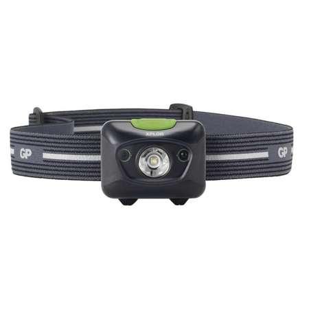 GP LED svítilna čelovka PH15, 5W CREE LED, 3x AAA
