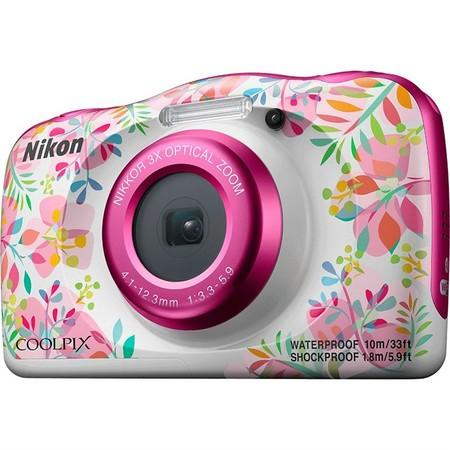 Nikon COOLPIX W150 flower backpack kit