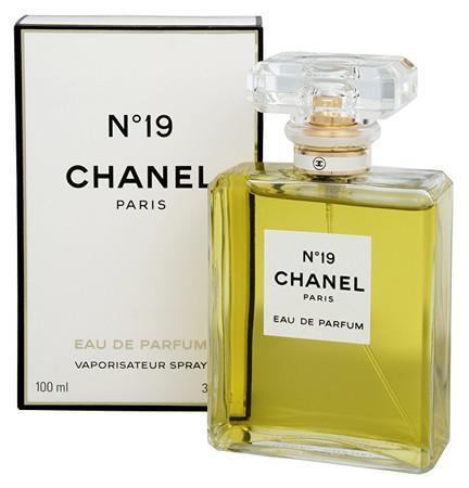 Chanel N°19 Eau De Parfum parfémovaná voda Pro ženy 50ml