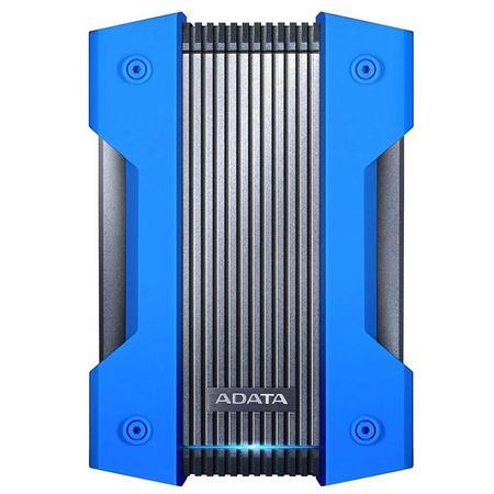 ADATA HD830 externí HDD 2TB, USB 3.0, modrý, AHD830-2TU31-CBL