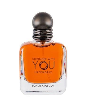 Pánská parfémová voda Emporio Armani Stronger With You Intensely, 50ml