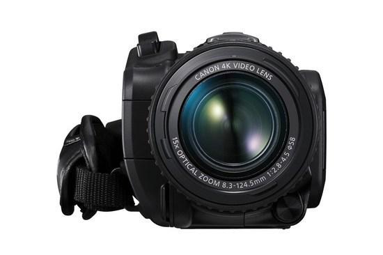 Canon HF G60 Full HD kamera - 4K UHD, CMOS, 13,40MP,15x zoom, f/2,8-4,5