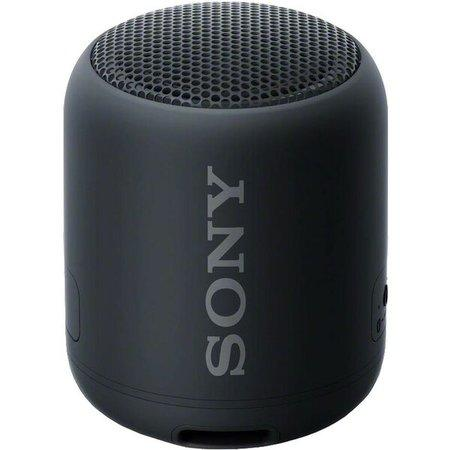 Přenosný reproduktor Sony SRS-XB12, černý