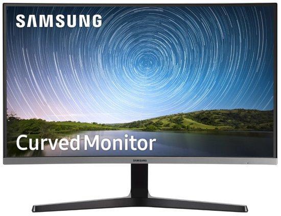 "SAMSUNG 27"" LED C27R500/ prohnutý/ FHD VA/ 4ms/ 60Hz/ 300cd/m2/ VGA/ HDMI/ černý"