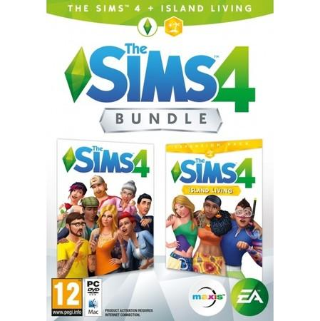 Hra EA PC The Sims 4 Základní hra + Život na ostrově