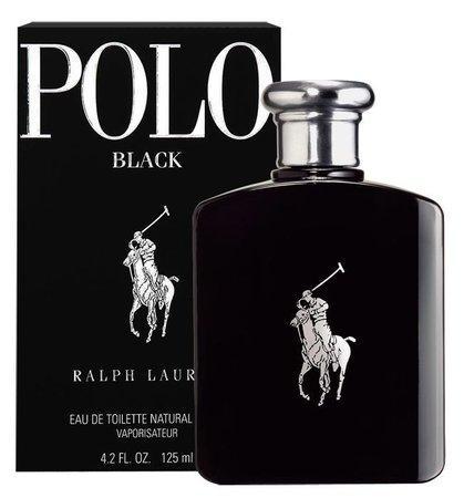 Ralph Lauren Polo Black toaletní voda pánská 125 ml tester