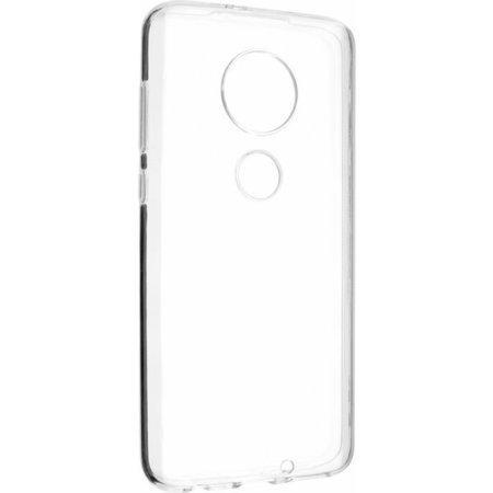 FIXED TPU pouzdro Motorola Moto G7 čiré