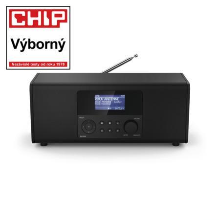 Hama digitální rádio DIR3020, FM/DAB/DAB+/internetové rádio