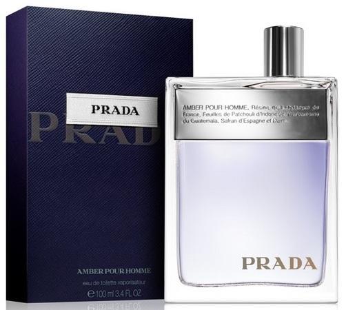 Toaletní voda Prada - Prada Amber Pour Homme Naplnitelný , 50ml