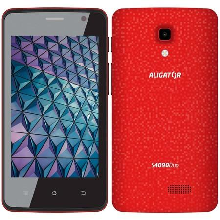 Aligator S4090 Duo, červená