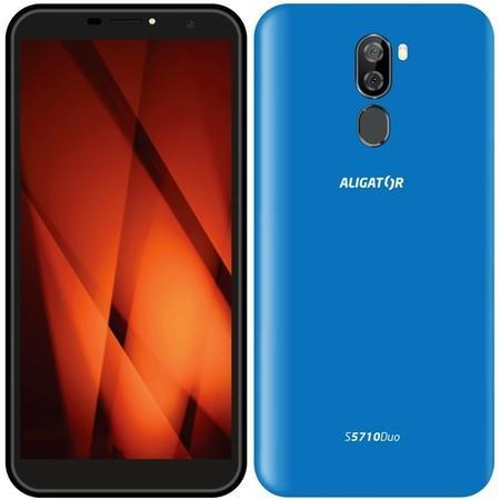 Aligator S5710 Duo, 16 GB, modrá