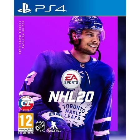PS4 hra NHL 20