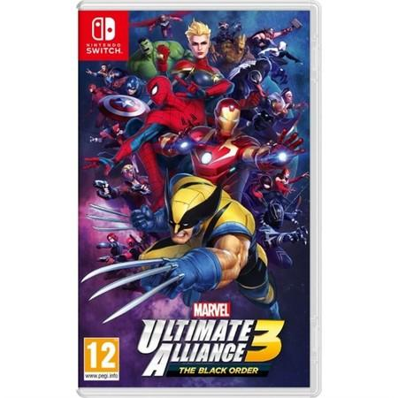 Hra Nintendo SWITCH Marvel Ultimate Alliance 3: The Black Order
