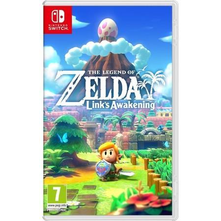 Hra Nintendo SWITCH The Legend of Zelda: Link`s Awakening