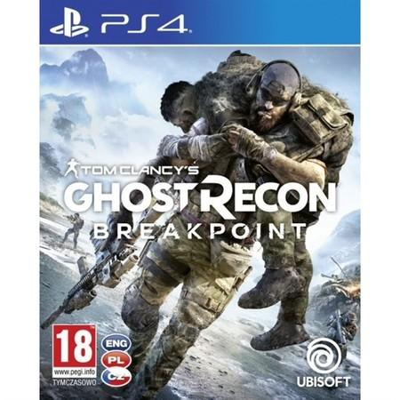 Hra Ubisoft PlayStation 4 Tom Clancy`s Ghost Recon Breakpoint