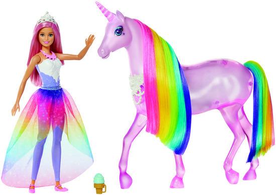 Mattel Barbie Kouzelný Jednorožec