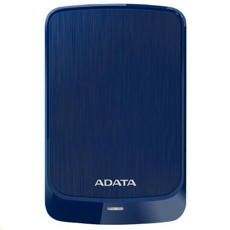 """ADATA Externí HDD 2TB 2,5"""" USB 3.1 AHV320, modrý, AHV320-2TU31-CBL"""