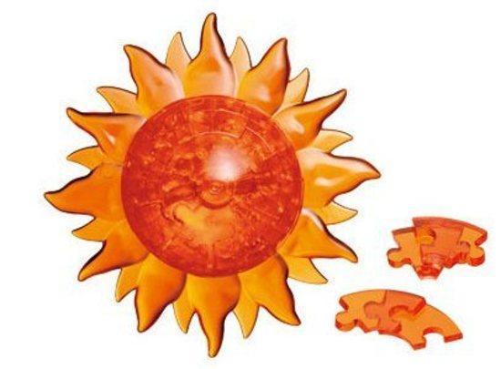 HCM KINZEL 3D Crystal puzzle Slunce 40 dílků