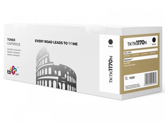 Toner TB kompatibilní s Kyocera TK-1170, Black