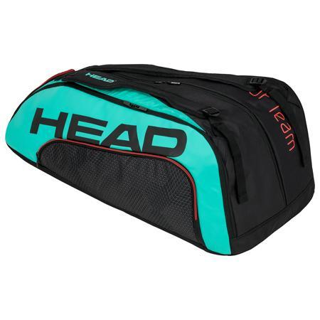 Taška na rakety Head Tour Team 12R Monstercombi Black/Teal