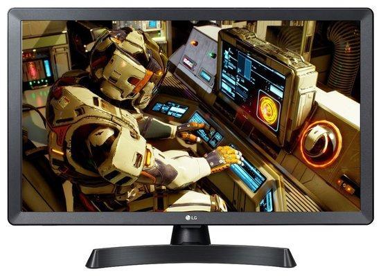 "LG TV monitor 28TL510V-PZ / 27,5""/ IPS / 1366x768 / 16:9 / DVB-T2/C/S2 / HDMI, 28TL510V-PZ.AEU"