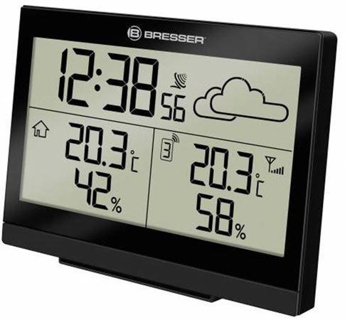 Bresser TemeoTrend LG RC Weather Station-black