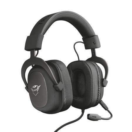 Headset Trust GXT 414 Zamak Premium Multiplatform Gaming - černý