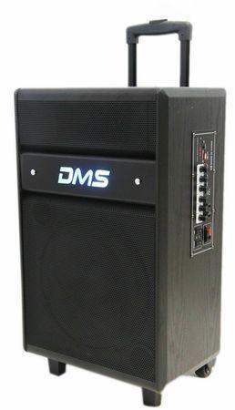 DMS Germany K10-12MS Karaoke systém / USB / SD / MP3,