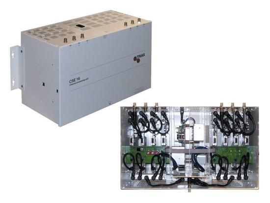 TRIAX CSE 6 Stereo - hlavní stanice DVB-T