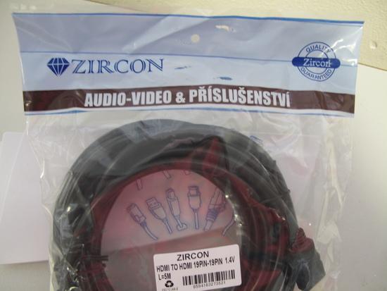 Zircon HDMI kabel Premium 3M
