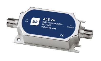 ITS satelitní linkový zesilovač ALS 24