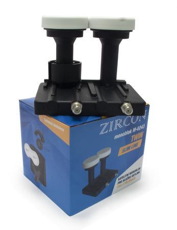 ZIRCON M0243 MONOBLOCK TWIN SLIM LINE
